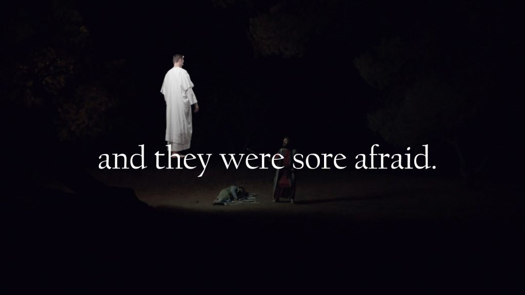 And They Were Sore Afraid 1